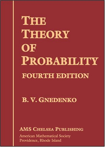 9780821837467: The Theory of Probability: Fourth Edition