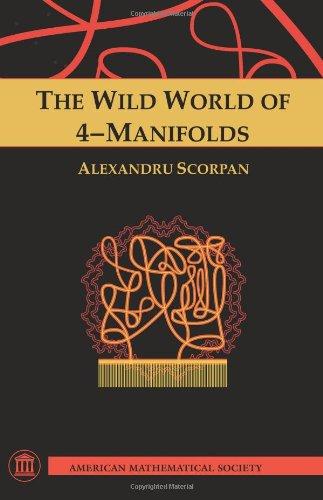 9780821837498: The Wild World of 4-Manifolds (amsns AMS non-series title)