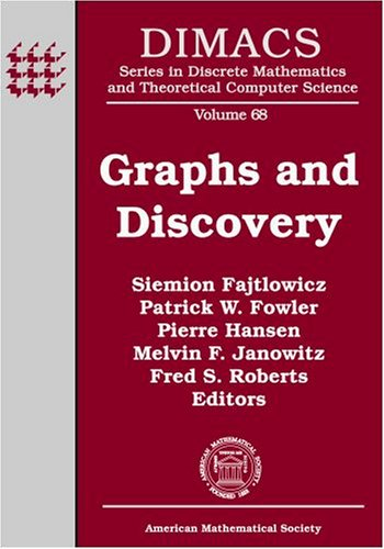9780821837610: Graphs and Discovery: Vol. 69 (Series in Discrete Mathematics and Theoretical Computer Science (DIMACS))