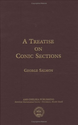 9780821837771: A Treatise on Conic Sections (AMS/Chelsea Publication) (AMS Chelsea Publishing)