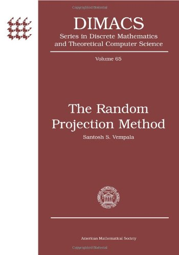 9780821837931: The Random Projection Method (Dimacs Series in Discrete Math)