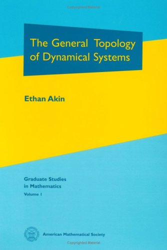 9780821838006: The General Topology of Dynamical Systems (Graduate Studies in the Mathematical Sciences)