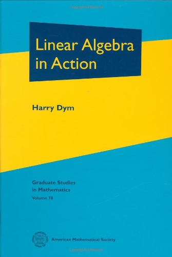 9780821838136: Linear Algebra in Action (Graduate Studies in Mathematics)