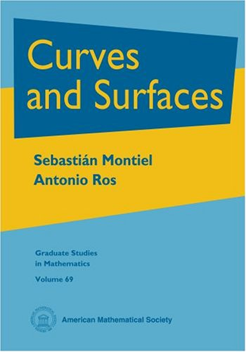 9780821838150: Curves and Surfaces