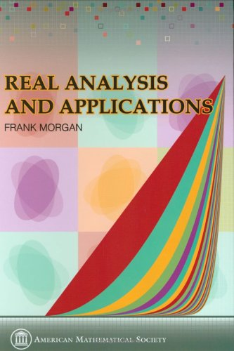 9780821838419: Real Analysis and Applications: Including Fourier Series and the Calculus of Variations