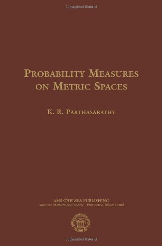 9780821838891: Probability Measures on Metric Spaces (AMS Chelsea Publishing)