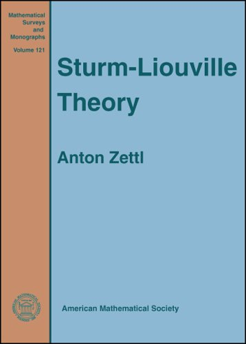 9780821839058: Sturm-Liouville Theory (Mathematical Surveys and Monographs)