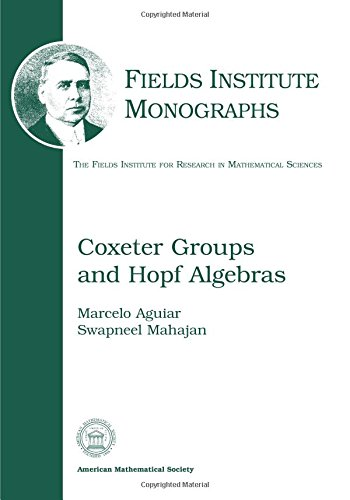 9780821839072: Coxeter Groups and Hopf Algebras (Fields Institute Monographs,)