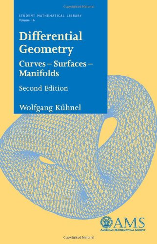 9780821839881: Differential Geometry: Curves - Surfaces - Manifolds, Second Edition