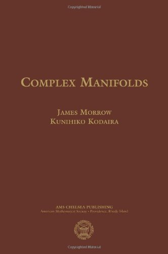 9780821840559: Complex Manifolds (AMS Chelsea Publishing)