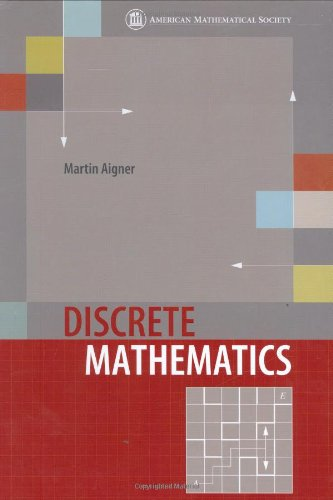9780821841518: Discrete Mathematics (amsns AMS non-series title)