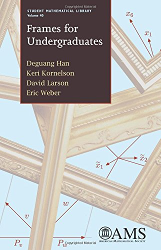9780821842126: Frames for Undergraduates (Student Mathematical Library)