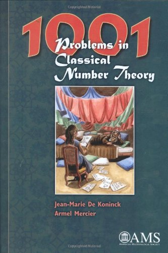 9780821842249: 1001 Problems in Classical Number Theory