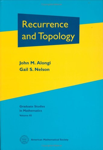 9780821842348: Recurrence and Topology