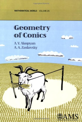 9780821843239: Geometry of Conics (Mathematical World)