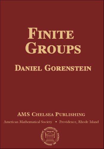 9780821843420: Finite Groups (AMS Chelsea Publishing)
