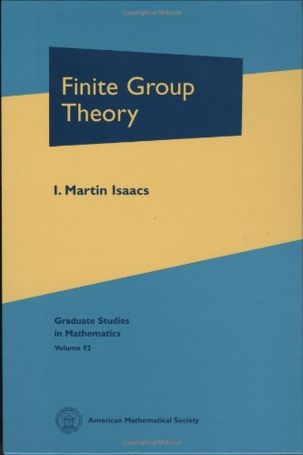 9780821843444: Finite Group Theory (Graduate Studies in Mathematics)