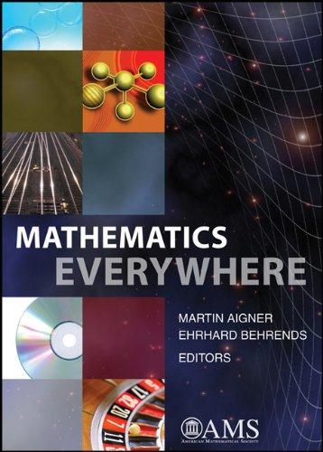 9780821843499: Mathematics Everywhere
