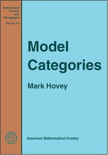 9780821843611: Model Categories (Mathematical Surveys and Monographs)