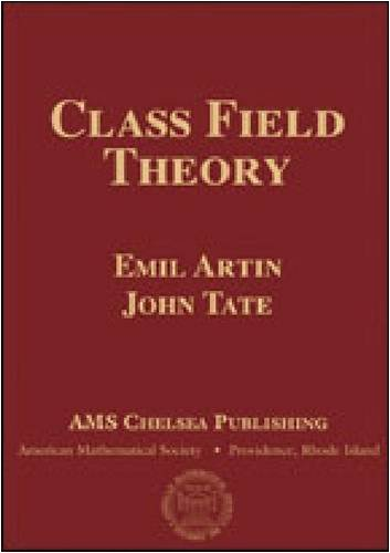 9780821844267: Class Field Theory (AMS Chelsea Publishing)