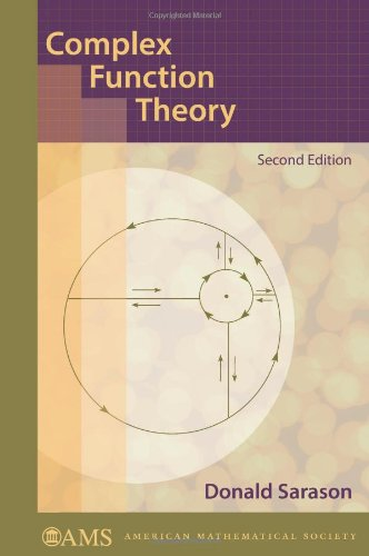 9780821844281: Complex Function Theory