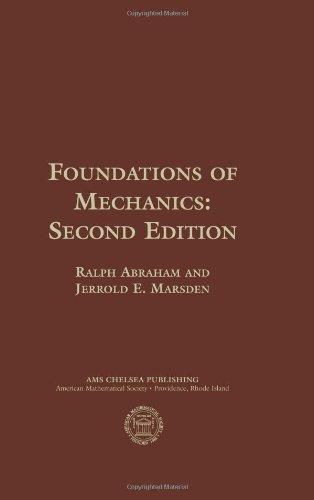9780821844380: Foundations of Mechanics