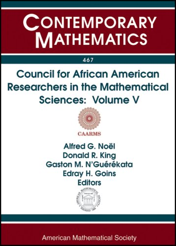 Council for African American Researchers in the: Alfred G. Noel,