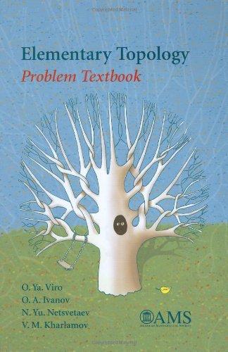 9780821845066: Elementary Topology: Problem Textbook