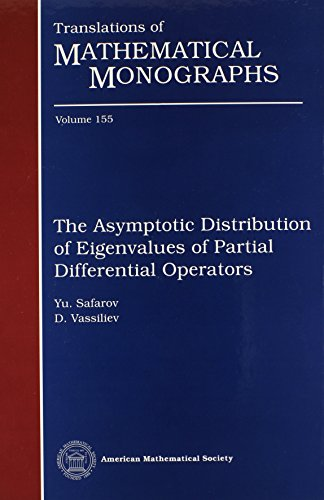 The Asymptotic Distribution of Eigenvalues of Partial Differential Operators (Translations of ...
