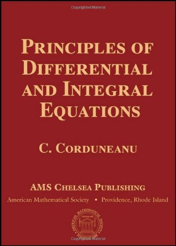 Principles of Differential and Integral Equations (Ams Chelsea Publishing)