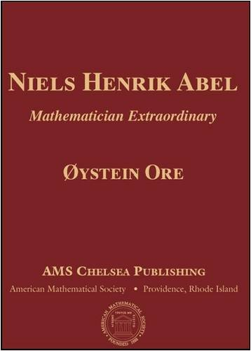 9780821846445: Niels Henrik Abel: Mathematician Extraordinary (AMS Chelsea Publishing)