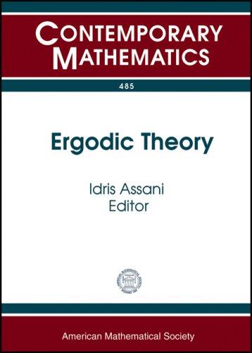 Ergodic Theory: Probability and Ergodic Theory Workshops