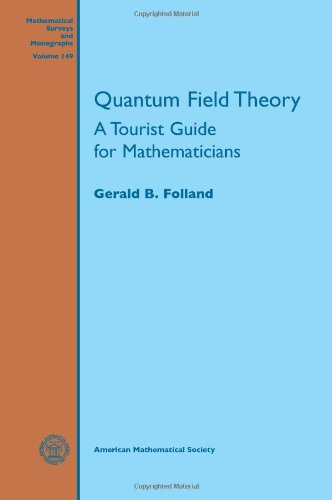 9780821847053: Quantum Field Theory (Mathematical Surveys and Monographs)