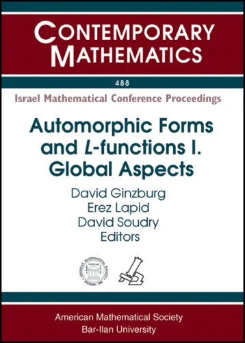 Automorphic Forms and L-functions I. Global Aspects: