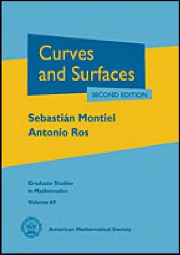 9780821847633: Curves and Surfaces