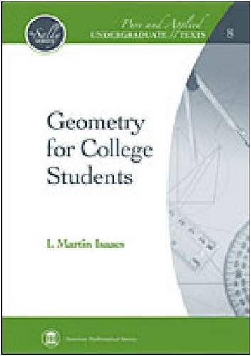 9780821847947: Geometry for College Students (Pure and Applied Undergraduate Texts)