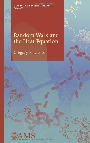 9780821848296: Random Walk and the Heat Equation (Student Mathematical Library)