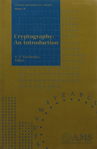 9780821848500: Cryptography :An Introduction