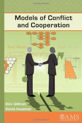 9780821848722: Models of Conflict and Cooperation