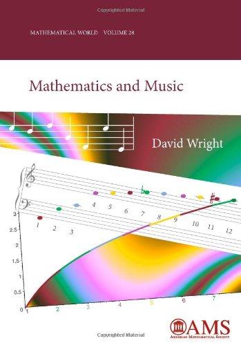 9780821848739: Mathematics and Music (Mathematical World)