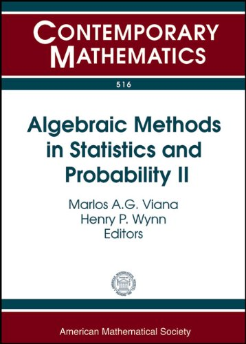Algebraic Methods in Statistics and Probability II: