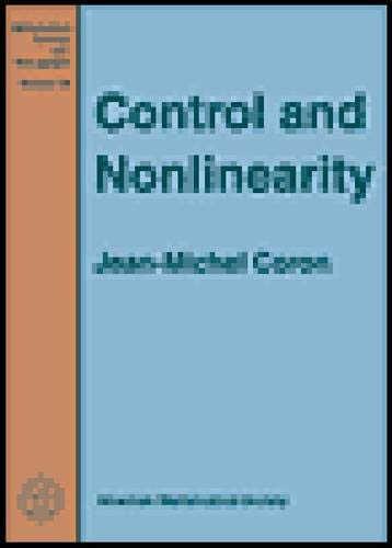 9780821849187: Control and Nonlinearity