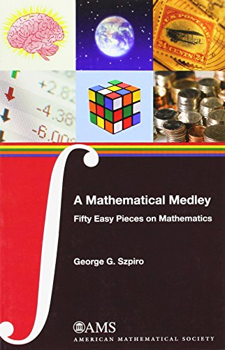 9780821849286: A Mathematical Medley: Fifty Easy Pieces on Mathematics