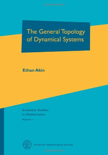 9780821849323: The General Topology of Dynamical Systems (Graduate Studies in Mathematics)