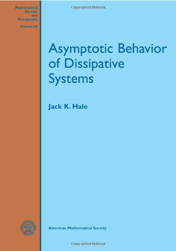 9780821849347: Asymptotic Behavior of Dissipative Systems