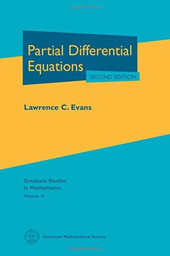 9780821849743: Partial Differential Equations (Graduate Studies in Mathematics)