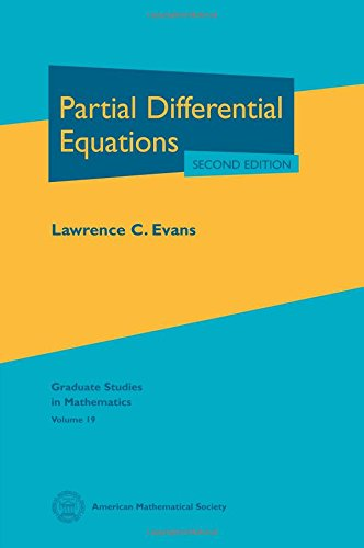 9780821849743: Partial Differential Equations: Second Edition (Graduate Studies in Mathematics)