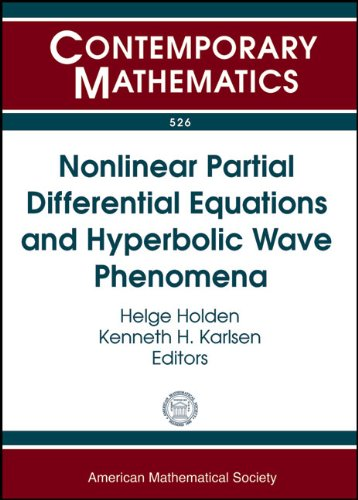 ISBN 9780821849767 product image for Nonlinear Partial Differential Equations and Hyperbolic Wave Phenomena (Contempo | upcitemdb.com