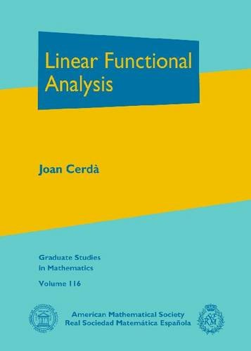 9780821851159: Linear Functional Analysis: 116 (Graduate Studies in Mathematics)