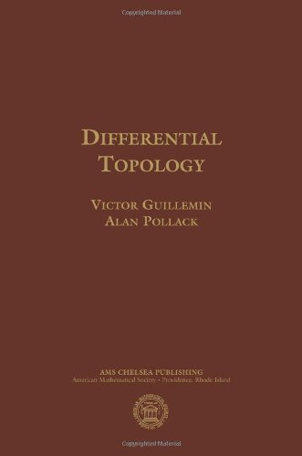 9780821851937: Differential Topology (AMS Chelsea Publishing)